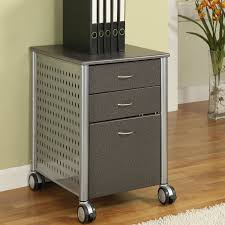 Printer Stand Cabinet Mobile Filing Cabinet Printer Stand With 2 Office Storage Drawers