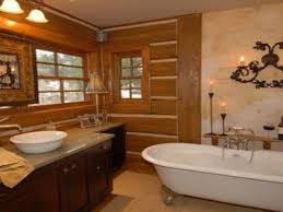 cabin bathroom ideas house living room design