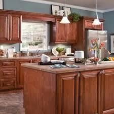 home decorators online cabinetry kingsbridge cabernet kitchen