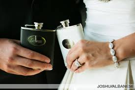 and groom flasks our and groom flasks wedding chicago