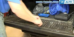 2002 ford ranger tailgate how to replace a tailgate handle on a 1998 2011 ford ranger