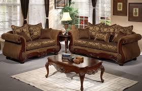 amanda traditional sofa u0026 loveseat set orange county ca