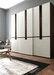 Modern Fitted Bedrooms - articles with prague sonoma oak effect 2 door sliding wardrobe tag