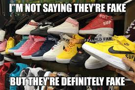 Sneaker Head Memes - 10 things only sneakerheads will understand highsnobiety