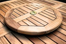 Lazy Susan Turntable For Patio Table Jakarta Teak Lazy Susan Atlanta Patio Furniture