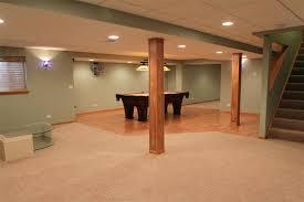 finish basement floor