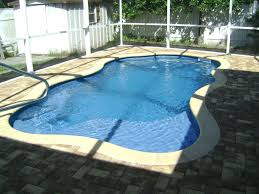 Deep Backyard Pool by Hawaiian Island Pools Tag Fiberglass Pools St Petersburg