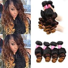 pics of loose wave hair mink hair ombre hair extensions brazilian 3 tone ombre loose wave