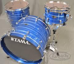tama drum set starclassic performer birch bubinga 3 piece shell