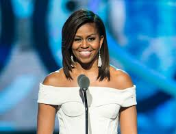 michelle obama u0027s natural hair was spotted on vacation wstale com