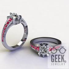 wars wedding ring wars inspired dot jewelry jewelry