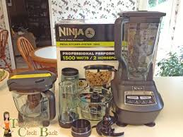 Ninja Mega Kitchen System 1500 Review by Making Cookie Dough With The Ninja Mega Kitchen System Ninja