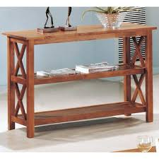 Table With Shelves Glass Console Table With Shelves Very Useful Console Table With