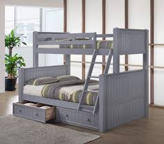 Budget Bunk Beds Top Bottom Bunk Beds Interior Design Bedroom Ideas On A