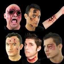 halloween makeup kits professional halloween woochie latex kit prosthetic zombie vampire burn injury