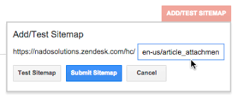 Sitemap Creating A Site Map For Your Help Center U2013 Zendesk Support