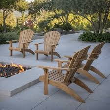 Adirondack Patio Chair Backyard Chairs Regency Teak Adirondack Chair Patio