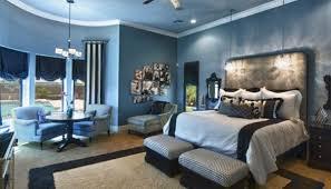 Traditional Bedrooms - blue traditional bedrooms 14 architecture enhancedhomes org
