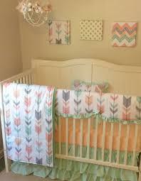 13 best shabby chic floral crib bedding for girlie nurseries