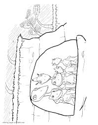 dinosaur train coloring pages dinosaur family are hiding in the cave