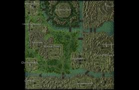 Lotr Map Whole Map Image Lotr War Of The Ring Mod For Starcraft Ii
