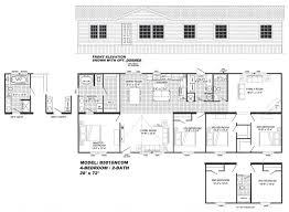 manufactured floor plans wiring diagram wiring diagram for double wide mobile home image