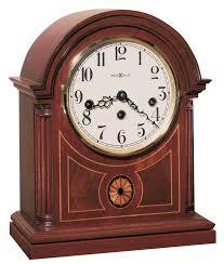 Amazon Mantle Clock Howard Miller Barrister Mantle Clock 613180