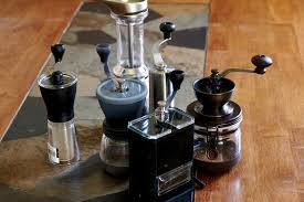 Antique Electric Coffee Grinder Gadget Review Six Of The Best Hand Coffee Grinders Eater
