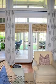 Window Treatment Patio Door Patio Door Window Treatments Ideas Handballtunisie Org