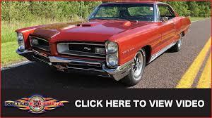 1966 pontiac grand prix coupe sold youtube
