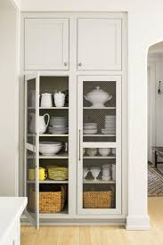 built in fridge cabinetry the best quality home design creative kitchen cabinet ideas southern living