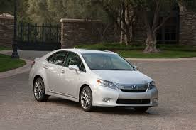 lexus hs 250h review recalls 87 000 lexus hs 250h and toyota prius cars