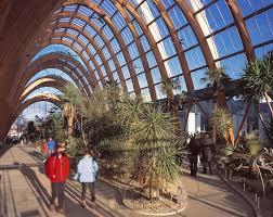 sheffield winter garden prs architects