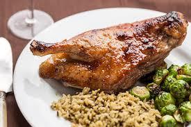 marmalade glazed roast duck recipe chowhound