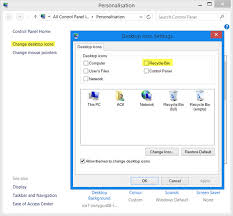 restore deleted recycle bin windows 10 8 7