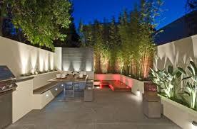 Create Privacy In Backyard How To Create A Modern Rustic Backyard