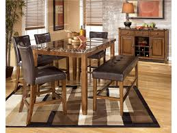 Dining Room Bench With Back by Kitchen Table With Bench Set Full Size Of Kitchen Simple Kitchen