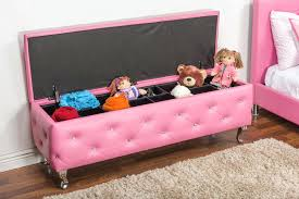 Pink Storage Ottoman Pink Storage Ottoman Bench Intuitivewellness Co
