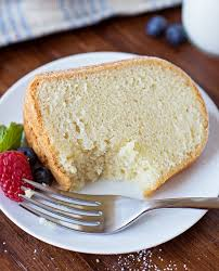 old fashioned sour cream pound cake life made simple