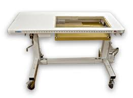 fold away sewing machine table sewing tables sew perfect dream table