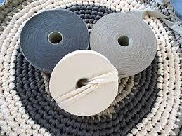 How To Make T Shirt Yarn Rug Meladoras Creations T U2013 Shirt Yarn Round Rug U2013 Free Crochet Pattern