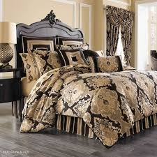 Gold Bedding Sets Black White And Gold Bedding Set Bedding Designs