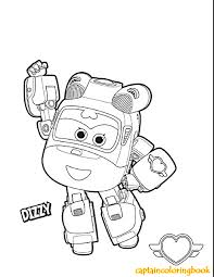 super wings coloring pages free coloring