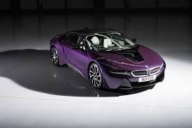 bmw i8 bmw uk offers individual exterior paint programme for the i8