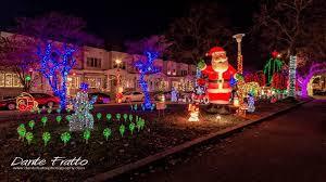 Christma Light Smedley Light Spectacular Home