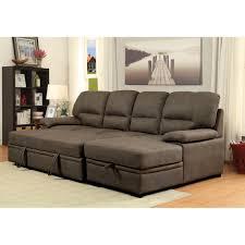 Leather Sleeper Sofa Sleeper Sofa Is Cool Sleeper Sofa With Chaise Lounge Is Regarding