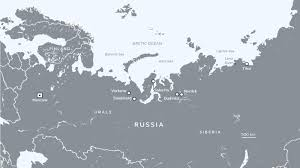 Map Of Russia And China by Russia U0027s Arctic Obsession Financial Times