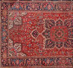 antique persian heriz carpets rugs u0026 more santa barbara design center