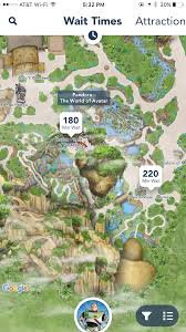 Disney World Google Map by June 2017 U2013 Behind Magic