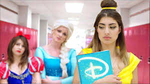 disney princess go back to youtube